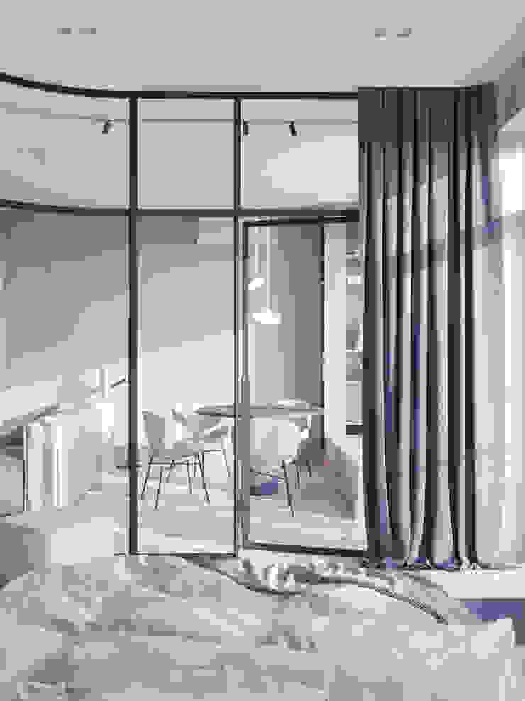 he.d group Minimalist bedroom