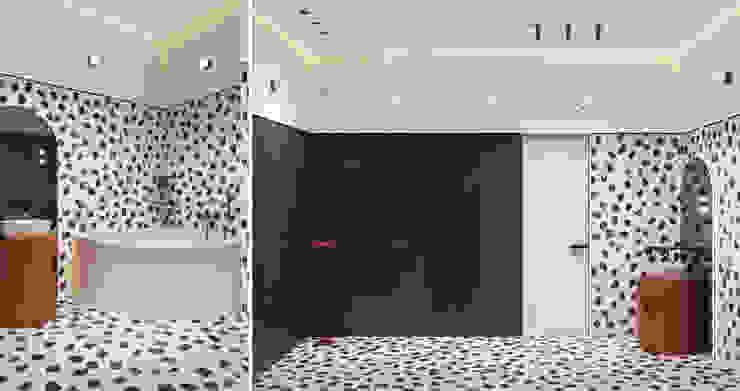 Minimalist style bathroom by he.d group Minimalist
