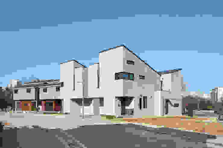 김포시 장기동 주택 주식회사 자리소건축사사무소 모던스타일 주택