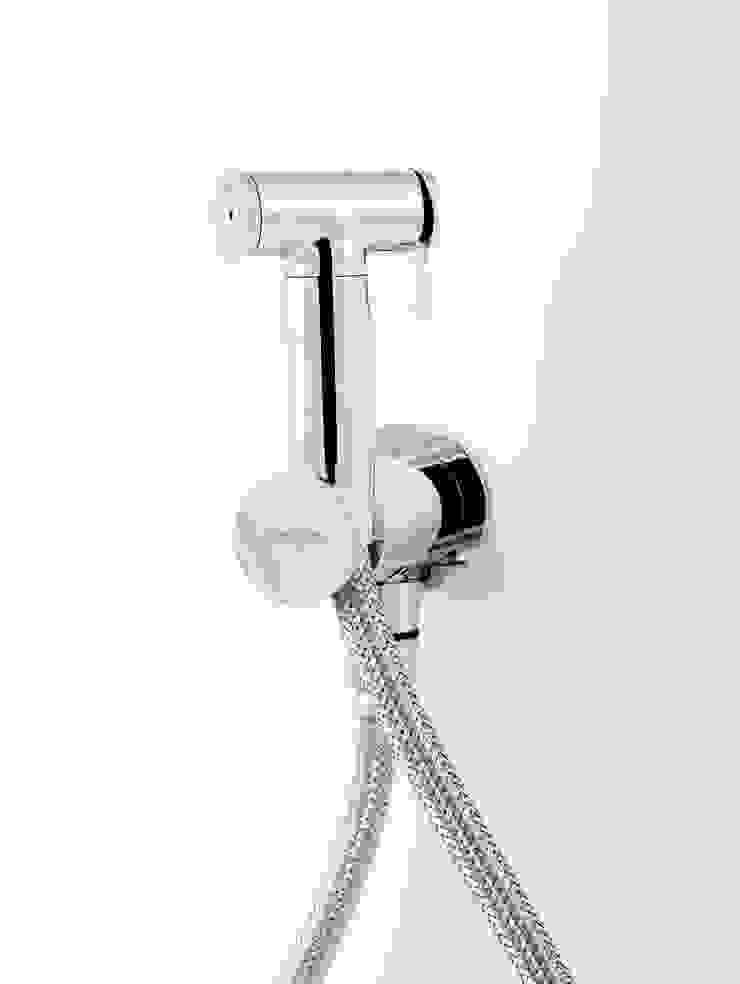 Idroscopino mod. Mercurio Jet Click ARVAG SRL Bagno moderno Metallo Metallizzato/Argento