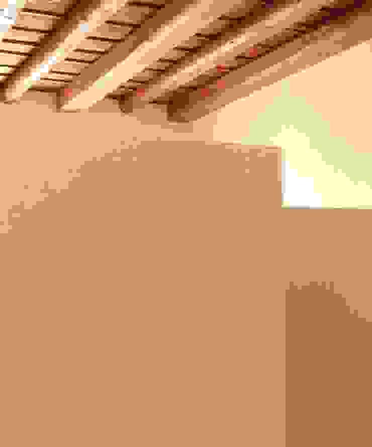 studiolineacurvarchitetti クラシックデザインの キッチン 木