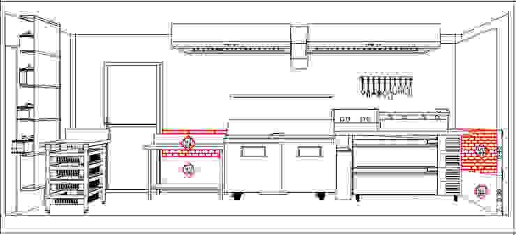 Prototype studio Gastronomi Gaya Rustic