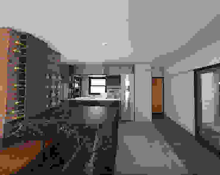 Prototype studio Modern kitchen