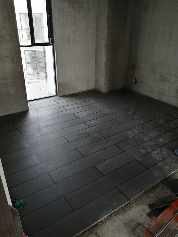 Prototype studio Modern dressing room