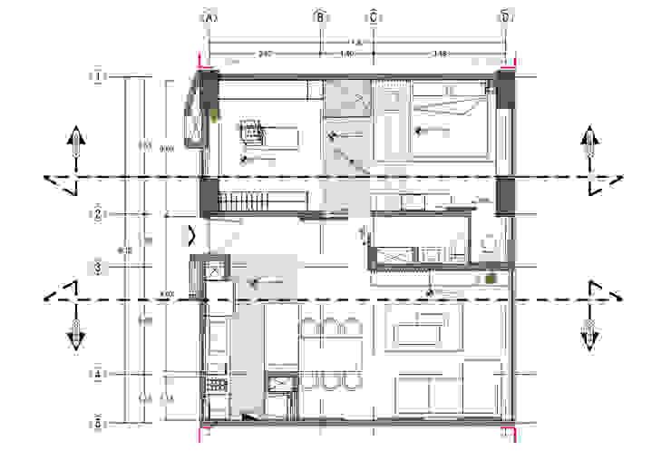 Prototype studio Modern houses