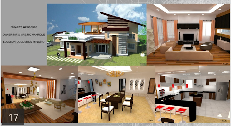 Residential Design by KD