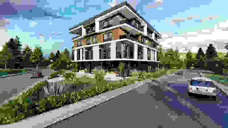 ANTE MİMARLIK Rumah Modern