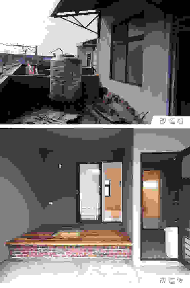 木耳生活藝術-舊屋改造/前後照片 根據 木耳生活藝術