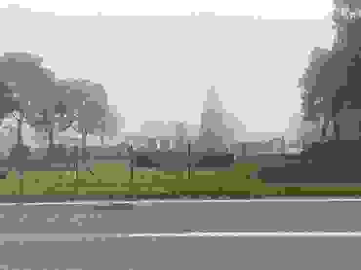 Pre-Progetto Giardino moderno di LUCIA PANZETTA - PAESAGGISTA Moderno