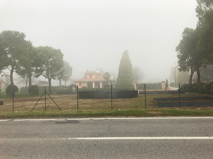 LUCIA PANZETTA - PAESAGGISTA Jardines de estilo moderno