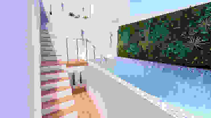 Diseño 3D de Pool Solei