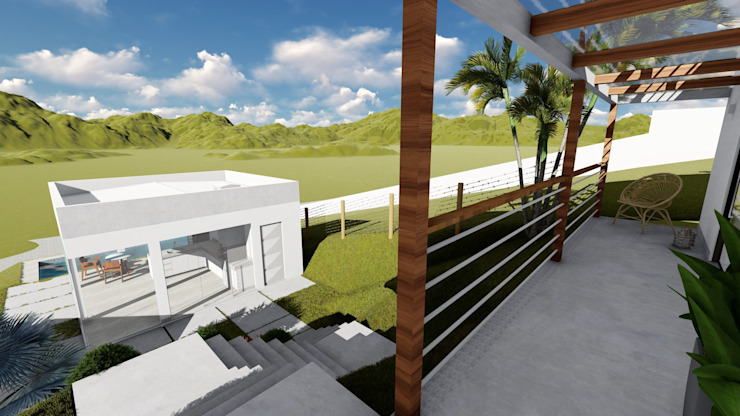 Igor Cunha Arquitetura บ้านและที่อยู่อาศัย