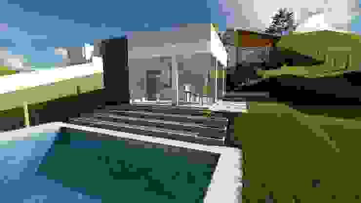 Igor Cunha Arquitetura สระว่ายน้ำ