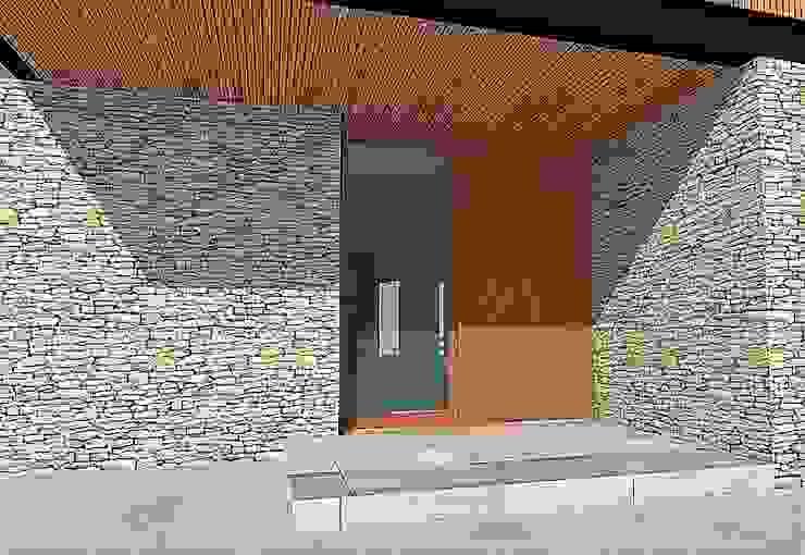 Martin Rojas Arquitectos Asoc. 獨棟房