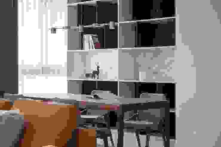展示書櫃 根據 極簡室內設計 Simple Design Studio 現代風