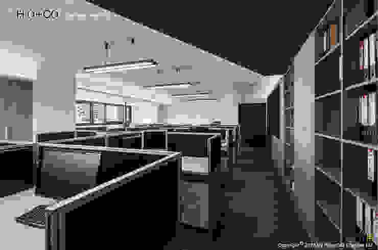 辦公區 根據 光合作用設計有限公司 現代風 金屬