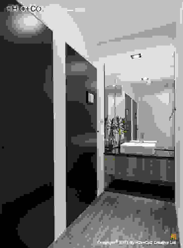 Passion View 現代浴室設計點子、靈感&圖片 根據 光合作用設計有限公司 現代風