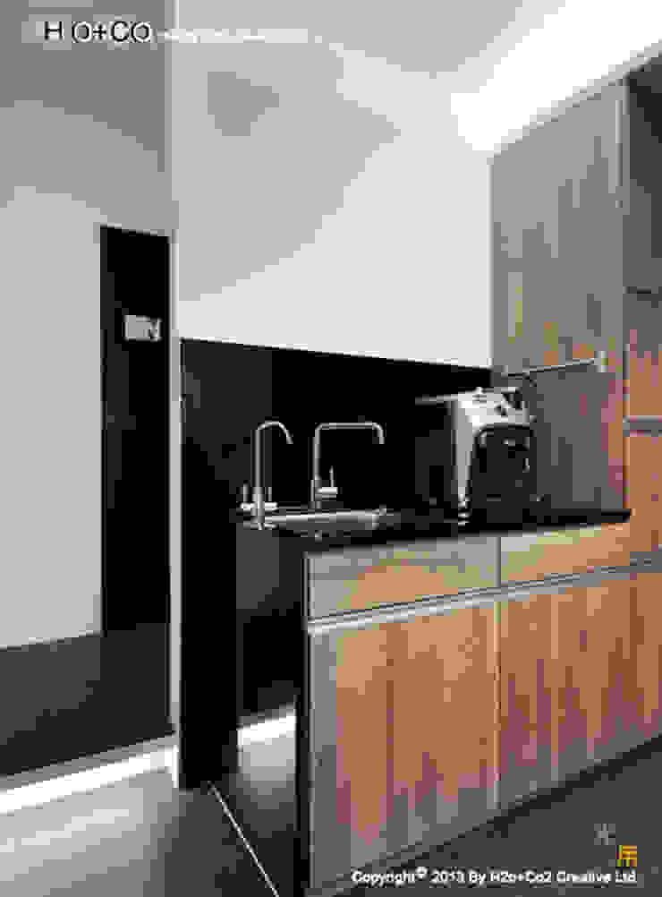 Passion View 現代廚房設計點子、靈感&圖片 根據 光合作用設計有限公司 現代風