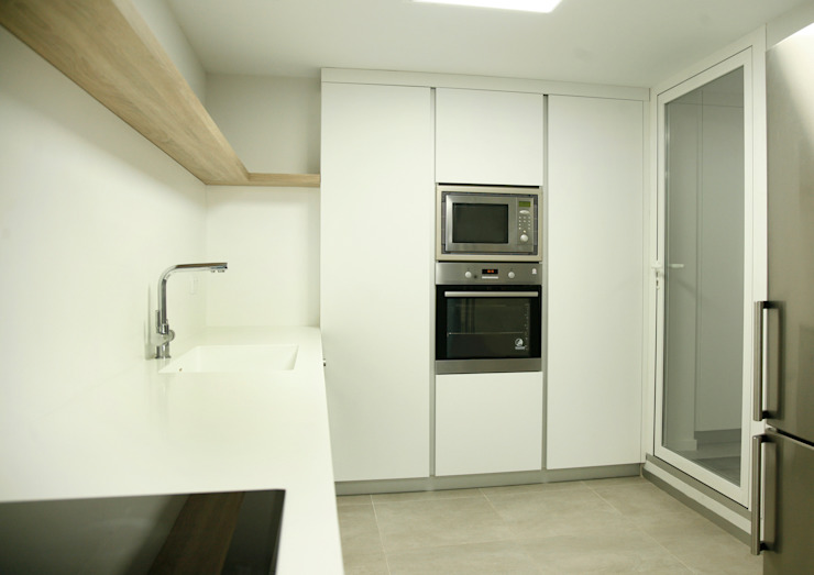 OCTANS AECO Built-in kitchens