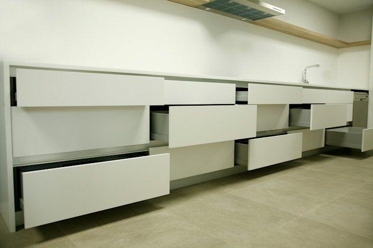 OCTANS AECO Вбудовані кухні
