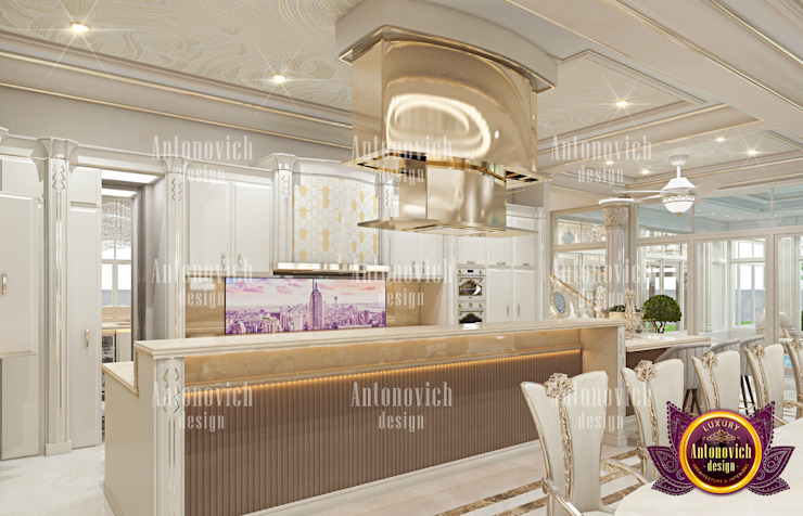 Interior Trends 2020 and Design Ideas by Luxury Antonovich Design
