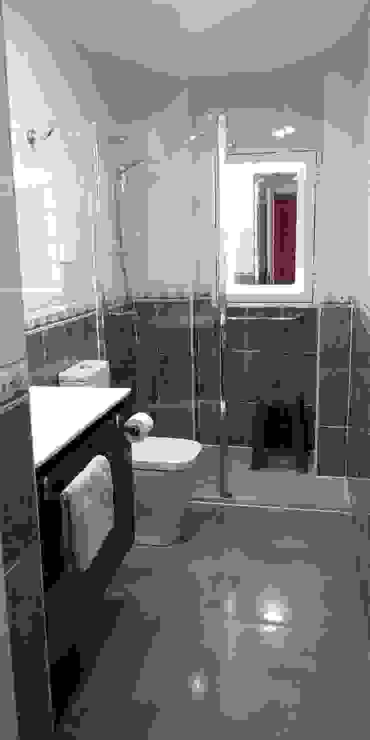 Nueva situación de plato de ducha y WC Deco Bosch