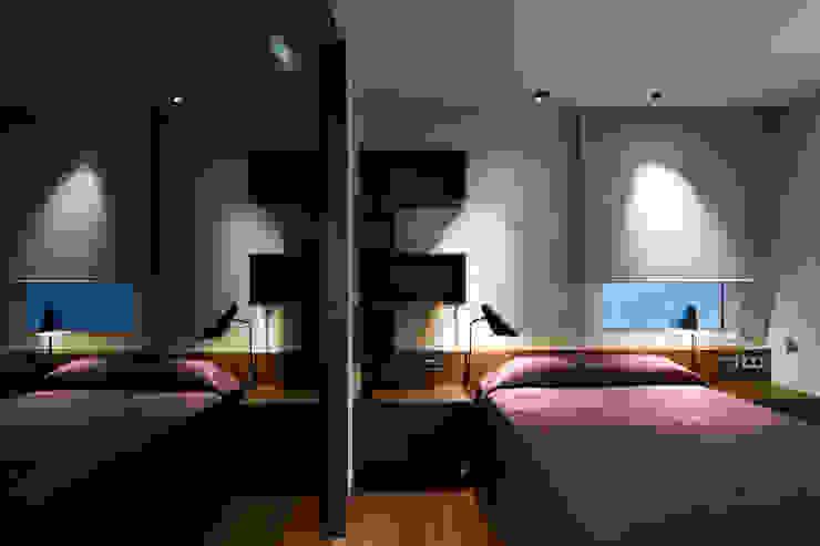 Dormitorio Principal en suite Sagrada Familia Dormitorios de estilo ecléctico de MANUEL TORRES DESIGN Ecléctico