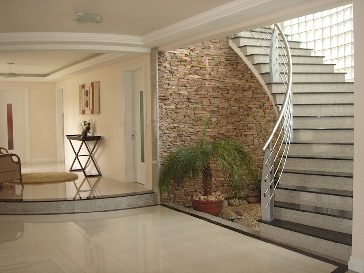 LK Engenharia e Arquitetura Stairs