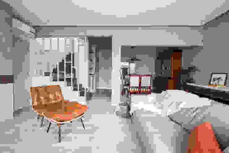 Mirá Arquitetura Salas de estilo moderno
