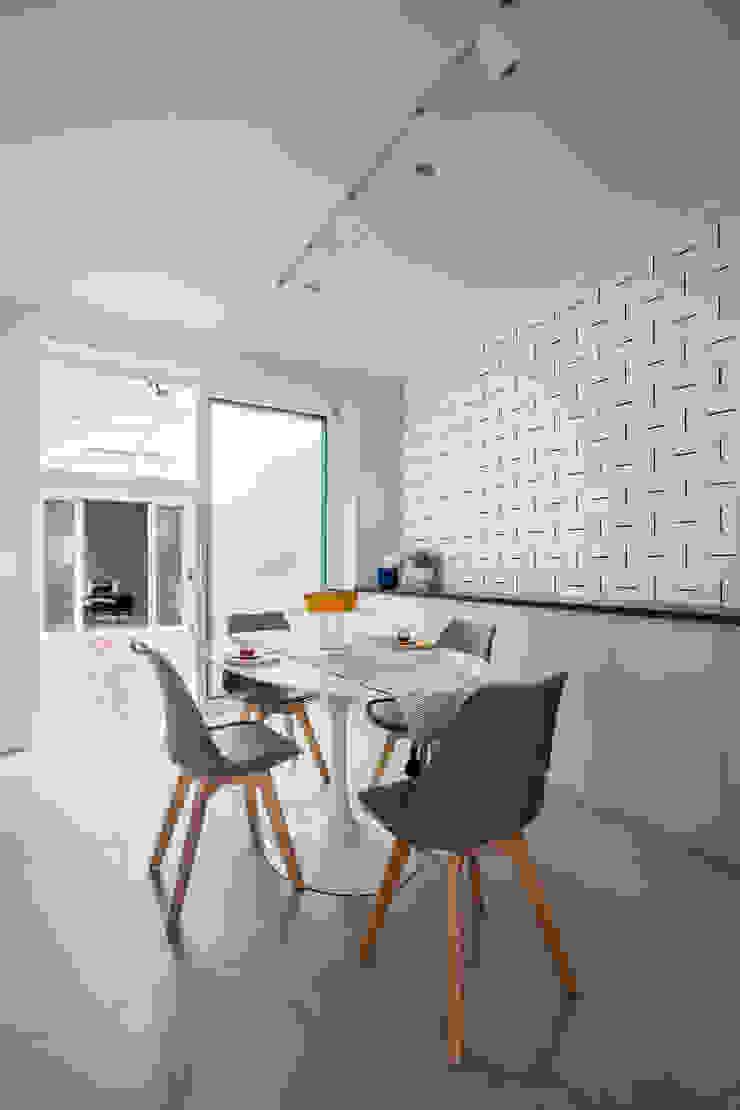 Mirá Arquitetura Comedores de estilo moderno