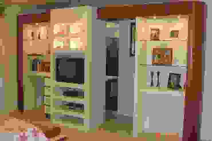 LK Engenharia e Arquitetura Classic style bedroom