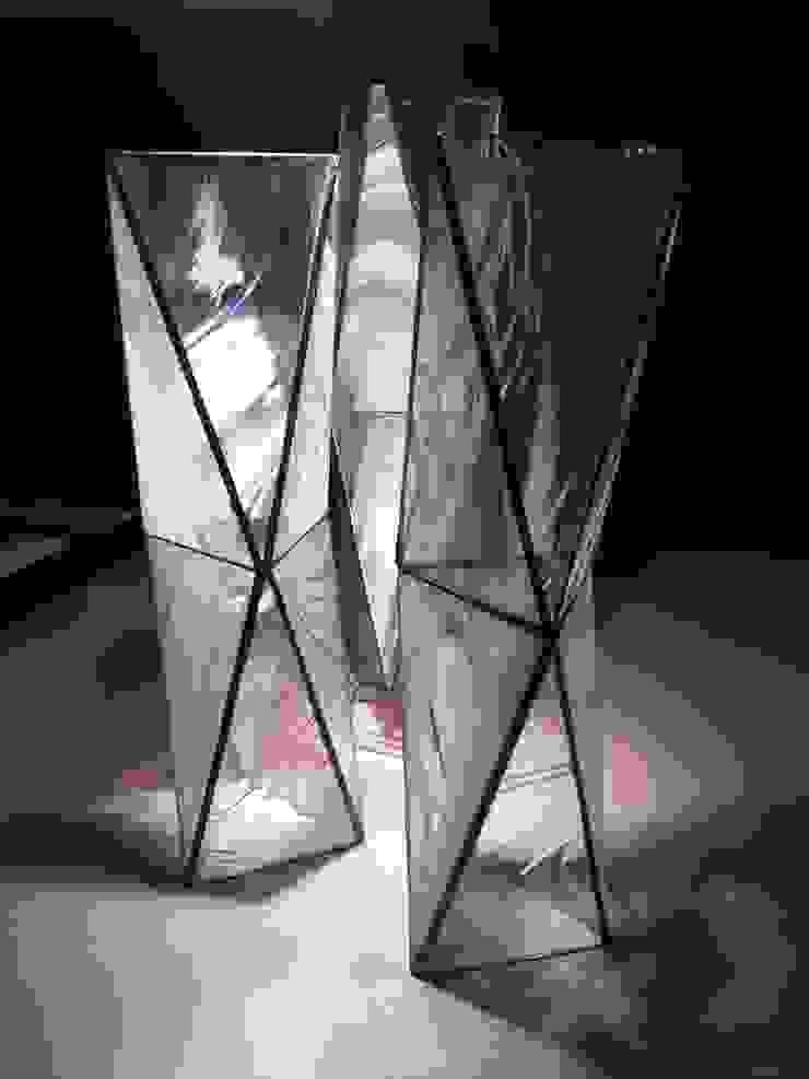 Lámpara pieza para juego de escalaera MKVidrio Escaleras Vidrio Transparente