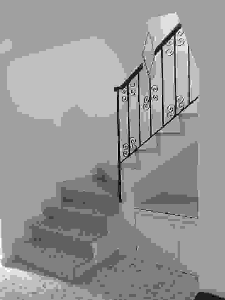 Juego de lámparas para vestíbulo de escalera MKVidrio Escaleras Vidrio Transparente