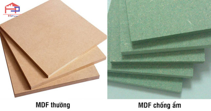Code gỗ công nghiệp MDF Nội thất Hpro KitchenCabinets & shelves MDF Multicolored