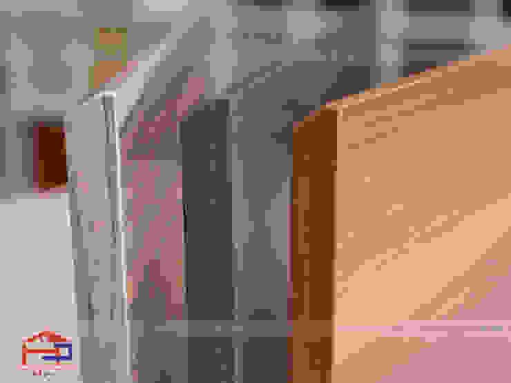 Bề mặt phủ laminate Nội thất Hpro KitchenCabinets & shelves Nhựa tổng hợp Multicolored