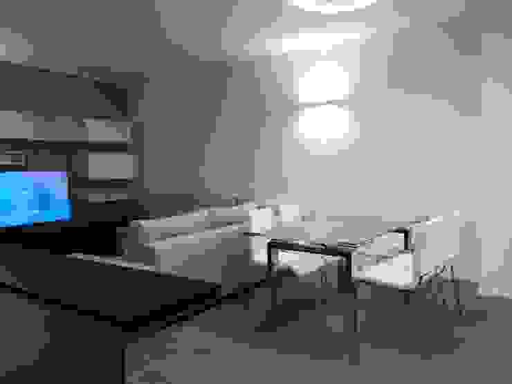 Appartamento Limbiate TREZZI INTERNI SNC DI TREZZI FAUSTO, FRANCESCO E DARIO Soggiorno moderno
