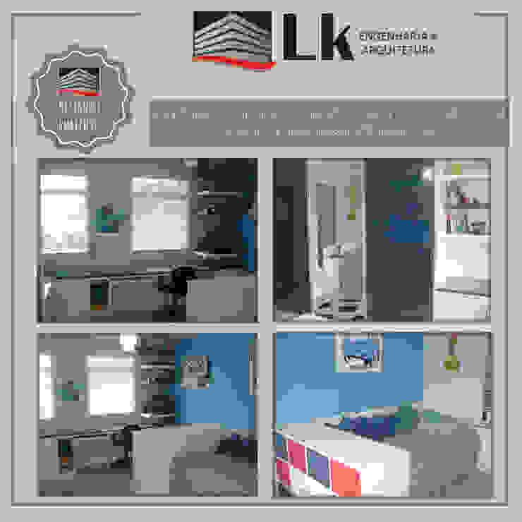 LK Engenharia e Arquitetura Boys Bedroom
