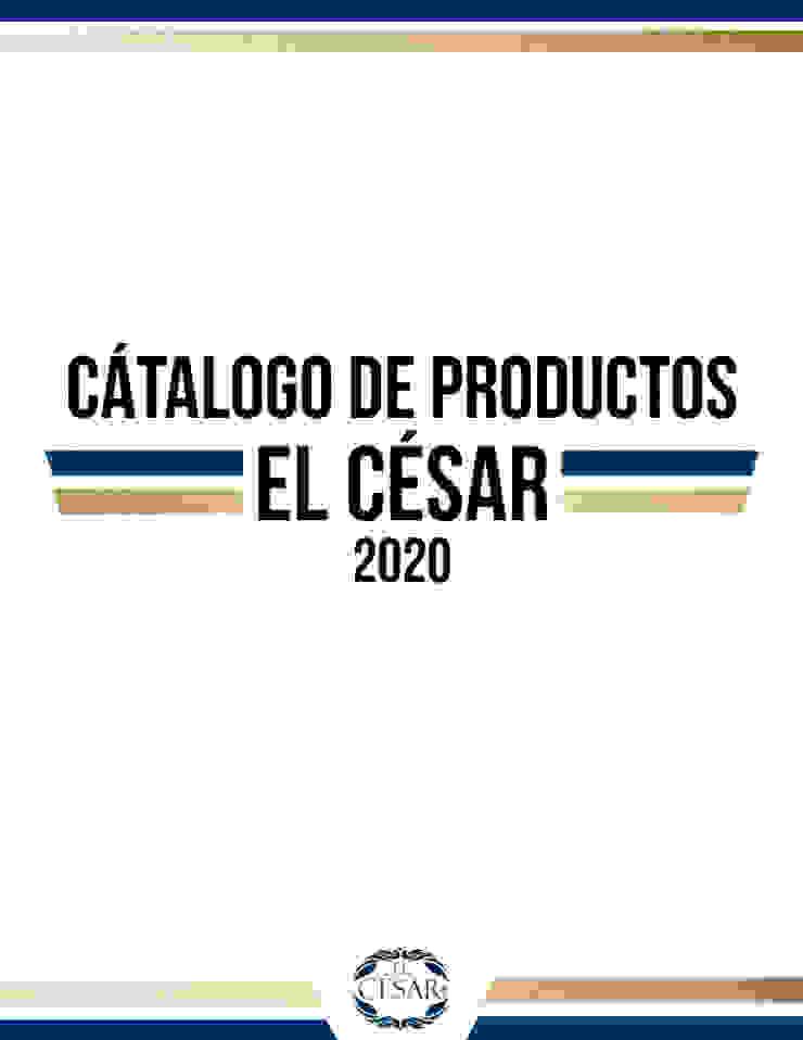 Catalogo de Productos El César de EL CÉSAR DISEÑO EN ACABADOS Y DECORACIÓN Moderno Piedra