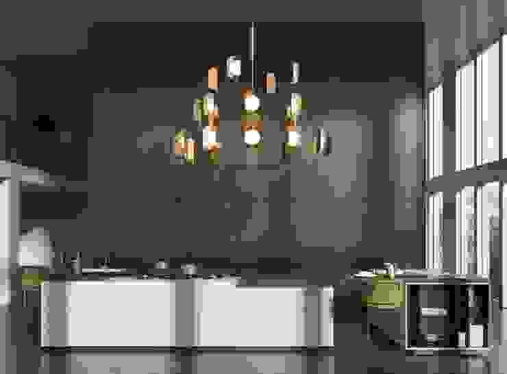 Kitchen Model - HT50 by Eurocasa Minimalist
