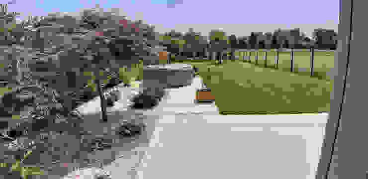 Mattia Boldrin Garden Design Lantai Ubin Beige