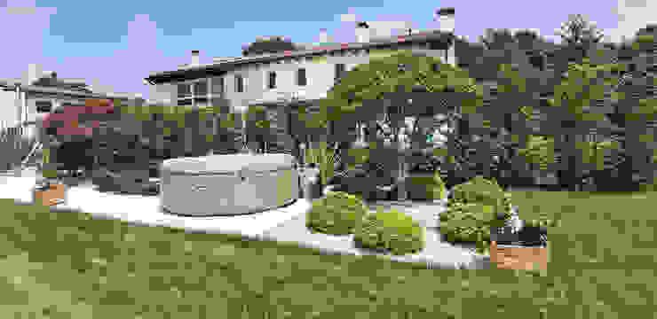 Mattia Boldrin Garden Design 前院