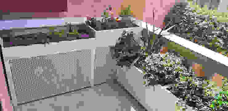 Mattia Boldrin Garden Design Modern Terrace