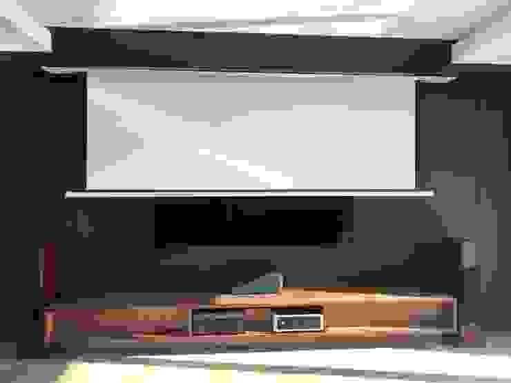 Eagle Canyon Home Cinema by SimpliMation Pty Ltd Modern