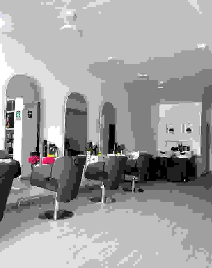 HAIR SHOP – SPA de Contratistas VAL S.A.C. Moderno