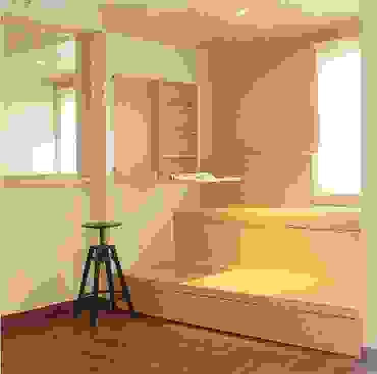 1+1 Apartment Ruang Makan Gaya Skandinavia Oleh Arkitekt Studio Skandinavia