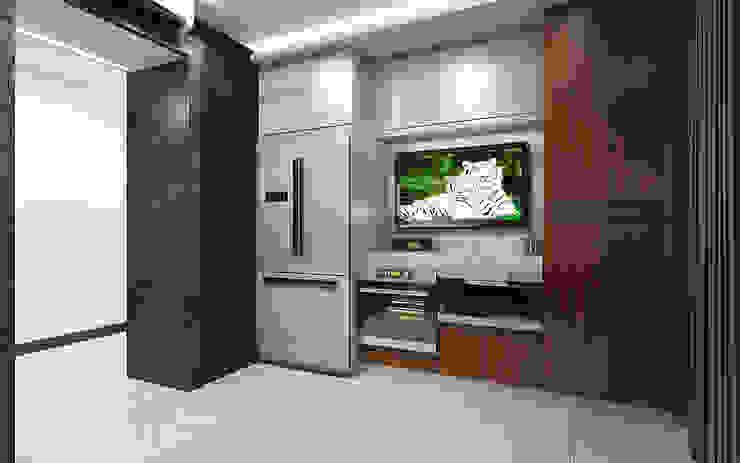 NUUN MİMARLIK Modern Kitchen