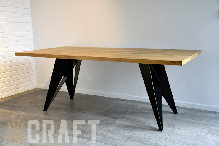 industrial  by CRAFT Poland, Industrial Solid Wood Multicolored