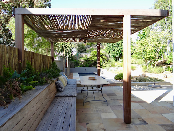 After - View to pool area by Turquoise