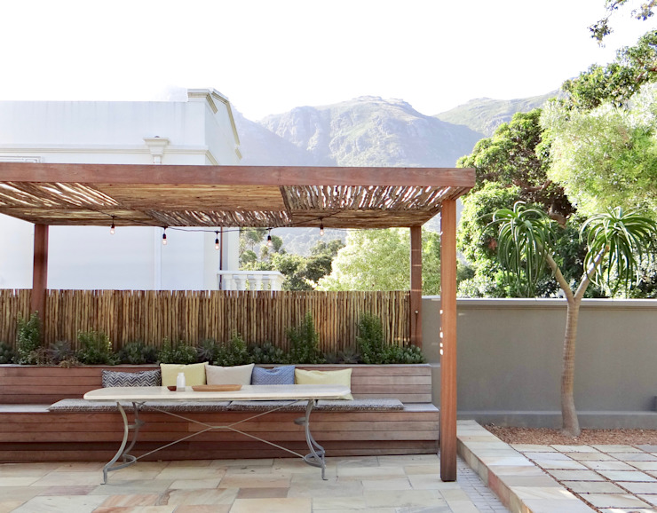 After - Pergola by Turquoise