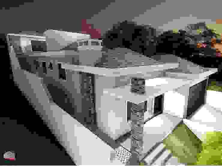 LK Engenharia e Arquitetura 一戸建て住宅